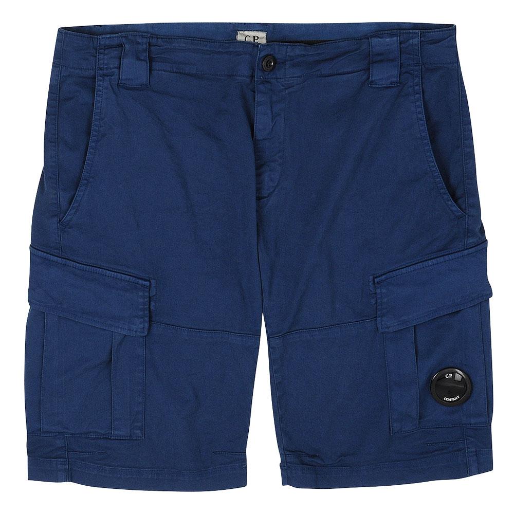 CP Company Cargo Bermuda Short Blue