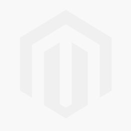 Tropical Print Under Collar Polo Shirt In Turquoise